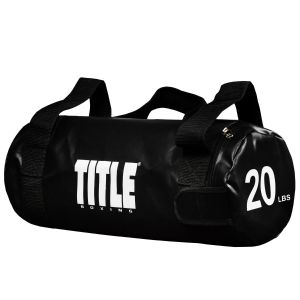 TITLE Ultimate Weight Bag 20 lbs