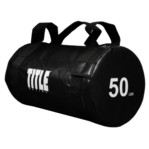 TITLE Ultimate Weight Bag 50 lbs