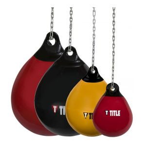 TITLE Wave H2O Rotund Heavy Bags