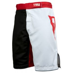 TITLE Elite Series Fight Shorts 4