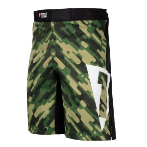 TITLE Elite Series Fight Shorts 5