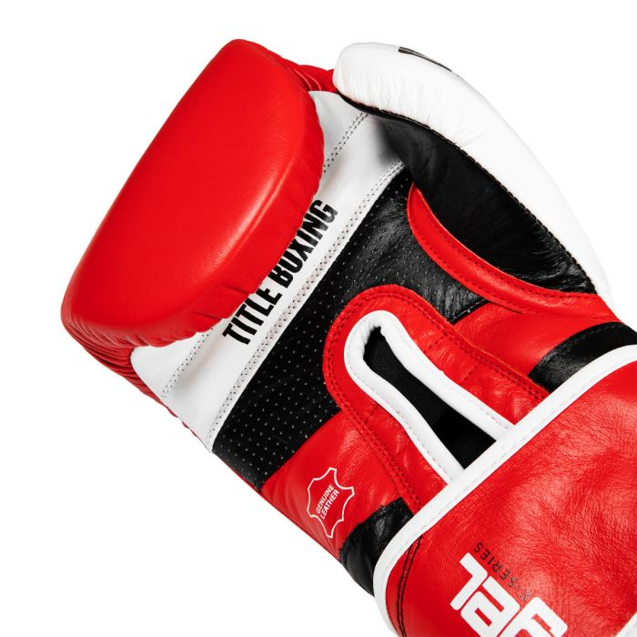 Title Boxing Gel E-Series Boxing Gloves