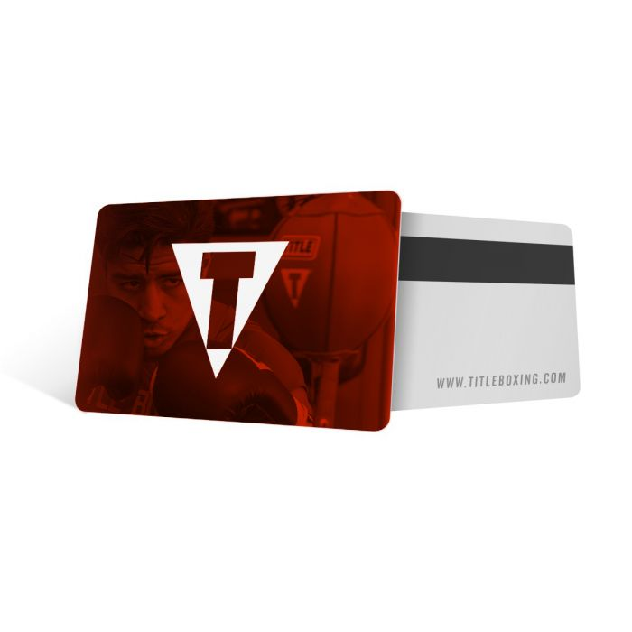 TITLE Boxing E-Gift Card (Paper-Free)