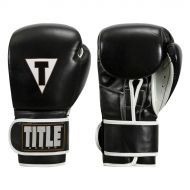 TITLE Boxeo Mexican Leather Training Gloves Tres