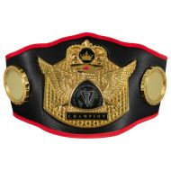 Triumphant Wings Of Victory Title Belt