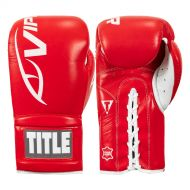 VIPER by TITLE Boxing Greatness Leather Sparring Gloves