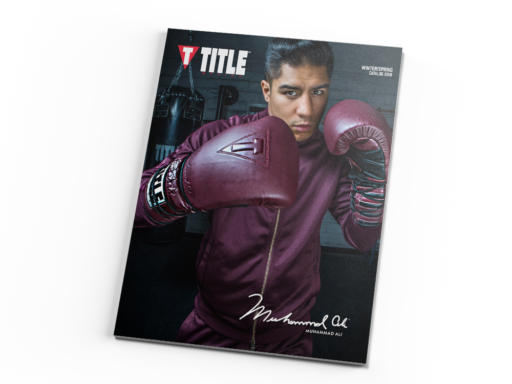 TITLE Boxing Catalog