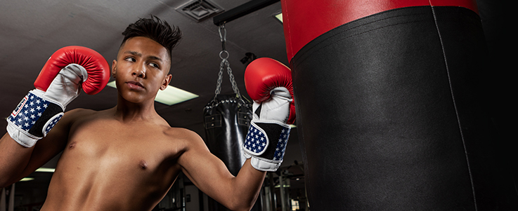How to Wrap Your Hands in 10 Easy Steps | TITLE Blog | TITLE Boxing Gear
