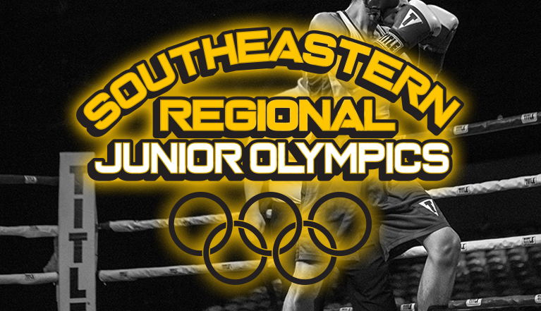2019 SOUTHEASTERN REGIONAL JUNIOR OLYMPICS BOXING TOURNAMENT