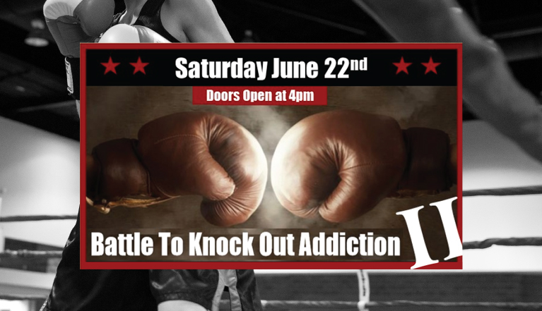 KNOCK OUT ADDICTION
