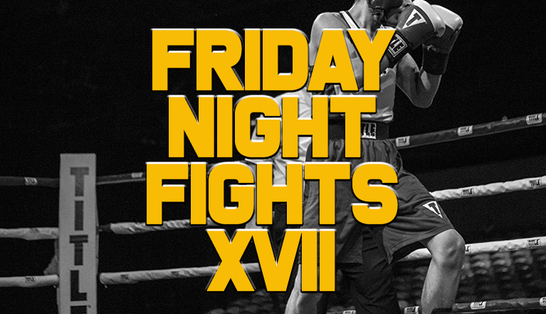 USA BOXING - FRIDAY NIGHT FIGHTS XVII