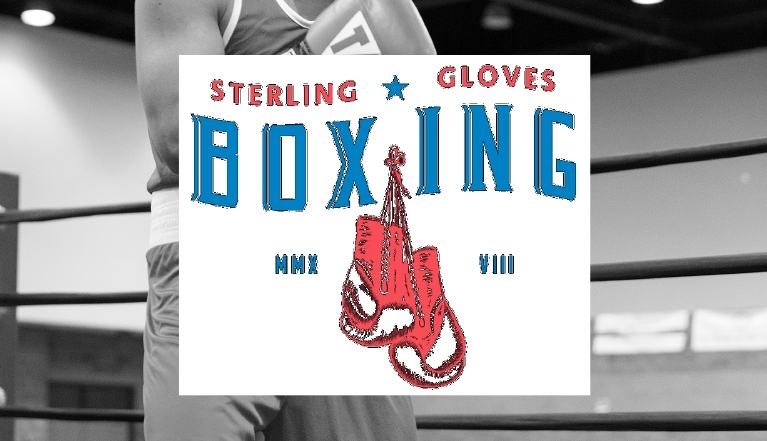 STERLING GLOVES BOXING CHARITY FUNDRAISER