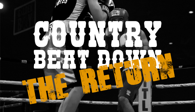 COUNTRY BEAT DOWN: THE RETURN
