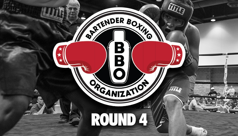 BARTENDER BOXING ROUND 4 FINAL