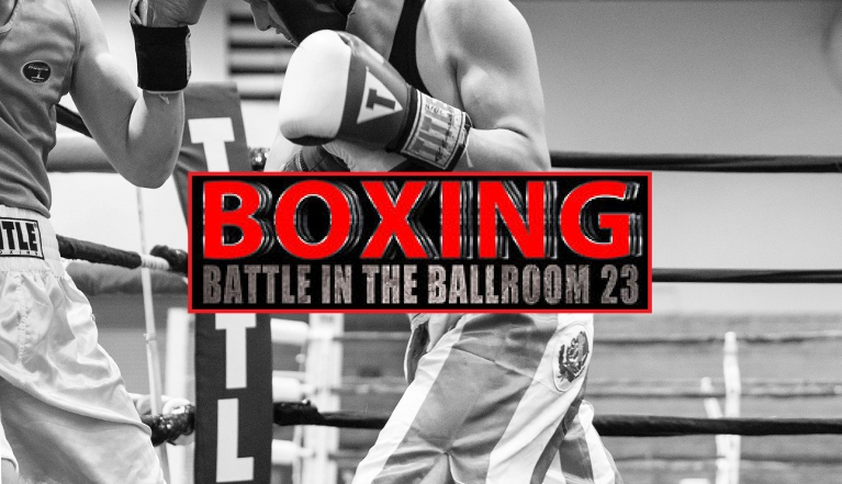 BATTLE IN THE BALL ROOM 23
