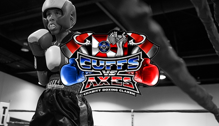 CUFFS VS AXES CHARITY BOXING CLASSIC