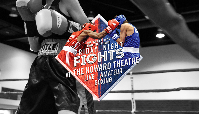 FRIDAY NIGHT FIGHTS AT THE HOWARD THEATER