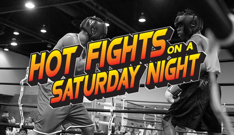 HOT FIGHTS ON A SATURDAY NIGHT