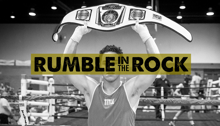 RUMBLE IN THE ROCK