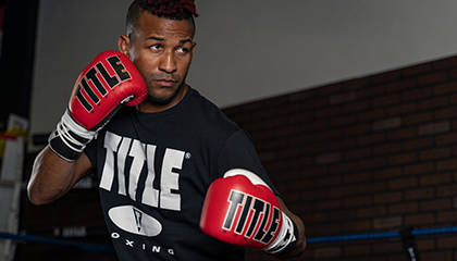 "Rances ""Kid Blast"" Barthelemy"